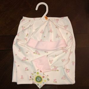 💗Little Me Girl's Baby Gown💗